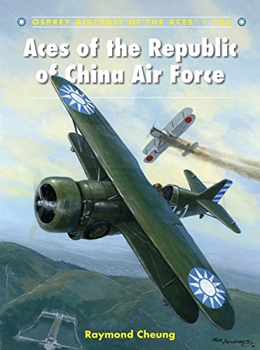 Aces of the Republic of China Air Force (Aircraft of the Aces, Band 126)