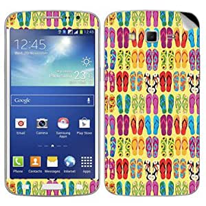Theskinmantra Slippers Paint Samsung Galaxy Grand 2 mobile skin
