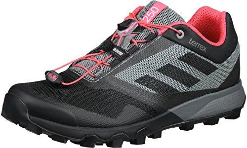 Adidas Terrex Trilha Sapatos Fabricante De Corrida Em Mulheres Cinza