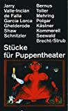St?cke f?r Puppentheater, 1900 - 1945.
