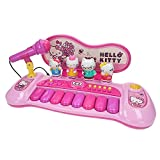 Reig/hellokitty - 1492 - Piano - Orgue Avec Figurines Et Mélodies - Hello Kitty