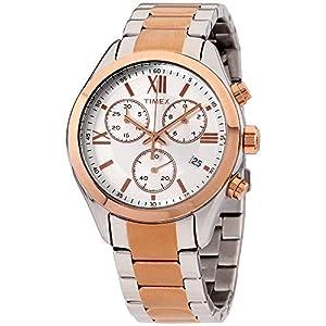 Timex Miami Chronograph – Reloj (Reloj de Pulsera, Unisex, Acero