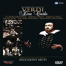 Verdi:Don Carlo [DVD] [2004] by Samuel Ramey