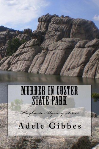 Murder in Custer State Park (Playhouse Mystery Series Book 1) (English Edition)