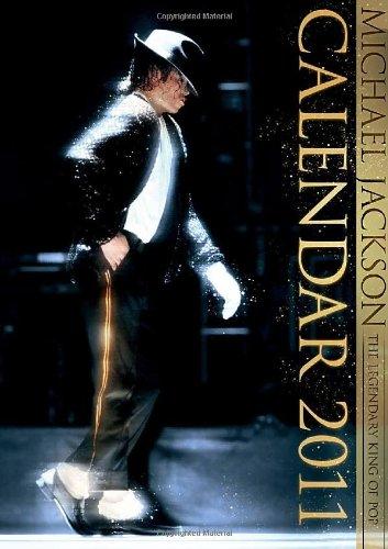 Michael Jackson 2011 Calendar (Special Edition)