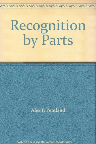 Portada del libro Recognition by Parts