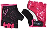 Atipick Lady - Guantes Unisex, Color Rosa/Blanco, Talla M