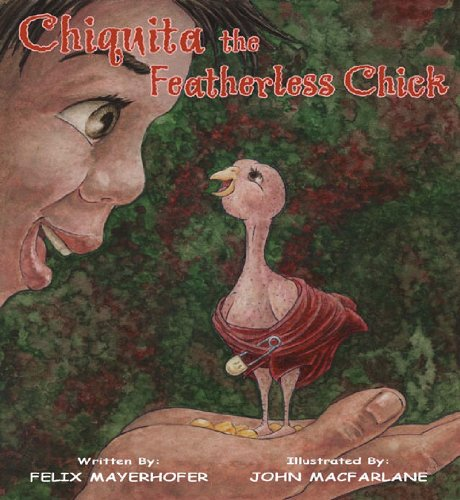 chiquita-the-featherless-chick-english-edition