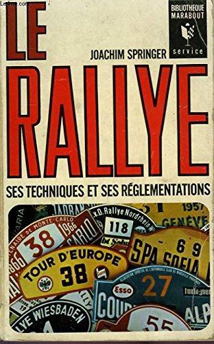 Le rallye- rallye-sport