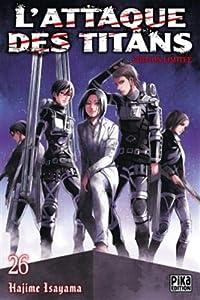 L'Attaque des Titans Edition limitée Tome 26