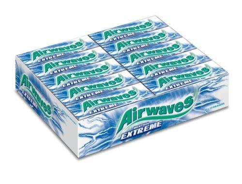 Wrigley's Airwaves Strong ohne Zucker 30Stk. 420g