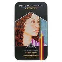 مجموعة أقلام رصاص 36 لون في علبة معدنية من بريزماكولور