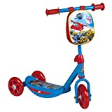 Super Wings - Scooter 3 ruedas & mochila (ColorBaby 77009)
