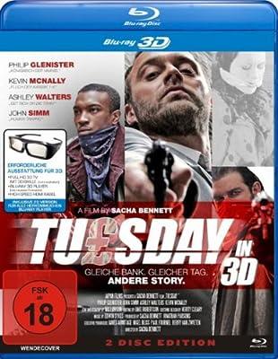 Tuesday [3D Blu-ray]