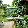 Spear & Jackson Window Bird Feeder from Spear & Jackson