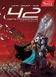 42 agents intergalactiques T05: Cal'Han Âmes Soeurs