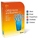 Microsoft Office 2010 Home and Business Bild