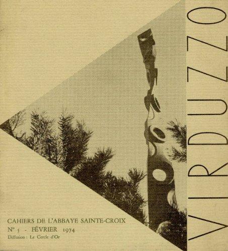 Virduzzo. Gravures, Reliefs, Sculptures (1955-1974)