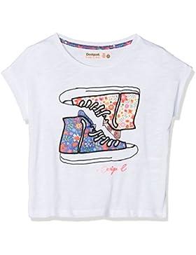 Desigual TS_eriosyce, Camiseta Para Niñas