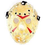 CMFashion Friday the 13th Jason Maske Hockeymaske für Erwachsene