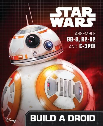 The Force Awakens. Droid Activity Book (Star Wars the Force Awakens)
