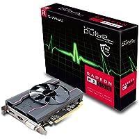 Sapphire 11268-01-20G Carte graphique Radeon RX 550 4 Go PCI Express