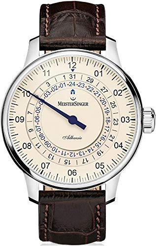 MeisterSinger orologio uomo automatico Adhaesio AD903
