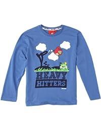 Angry Birds - t-shirt à manches longues - garçon