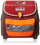 Scout 49200174600 Mochila, 20.6 litros, Color Rojo
