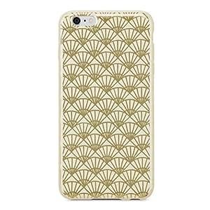 Belkin F8W659btC00 Dana Tanamachi - Etui/grip pour iPhone 6/6S Plus - Decofan Cream