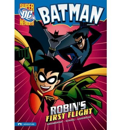 (Batman: Robin's First Flight) By Greenberger, Robert (Author) Hardcover on (01 , 2010)