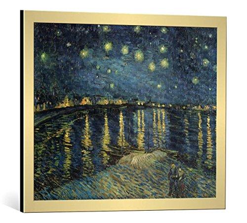 Van Gerahmte Gogh Kunstwerke (Bild mit Bilder-Rahmen: Vincent van Gogh