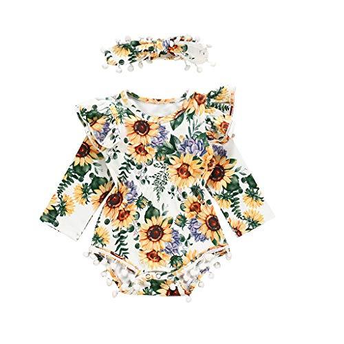 Print Zwei Stück Höschen (Mädchenkleidung Kinderkleidung Kleinkind Kid Baby MäDchen Outfits Cartoon Print Weste T-Shirt Tops + Shorts Kleidung TräGershirt Bottom 2 StüCk)