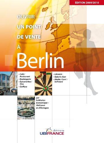 Ouvrir un point de vente à Berlin