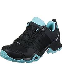 adidas AX2 CP W - Zapatillas trail running para Mujer, Negro - (NEGBAS/NEGBAS/MENSEN) 41 1/3