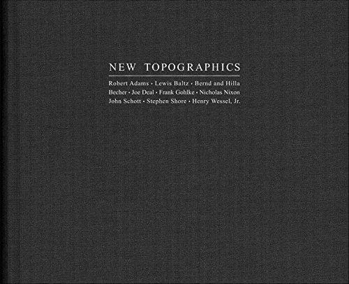 New Topographics par Britt Salvesen