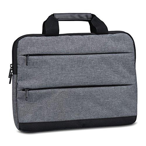 UC-Express Grafiktablett Hülle Schutzhülle für GAOMON M106K Sleeve Tasche Stift Tablett Schutzcase Tragetasche, Farbe:dunkel Grau
