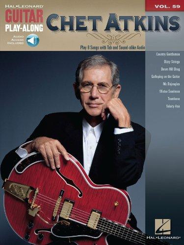 Chet Atkins Guitar Songbook: Guitar Play-Along Volume 59 (English Edition)