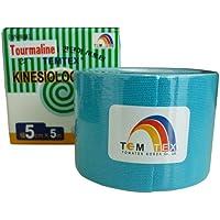 Sporttape TEMTEX Kinesio Tape Tourmaline 5 cm × 5 m preisvergleich bei billige-tabletten.eu