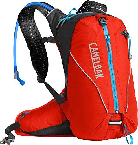 CamelBak Products LLC Octane 16X Hydration Pack Trinkrucksack, Cherry Tomato/Black, 100 oz -
