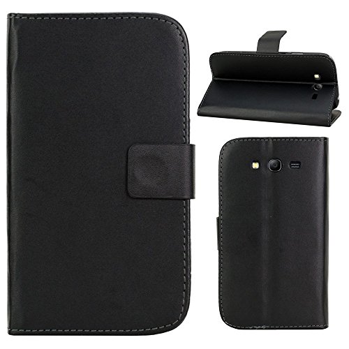HUANGTAOLI Custodia in pelle Flip Case Cover per Samsung I9060i Galaxy Grand Neo Plus(i9060i/i9060/i9062)