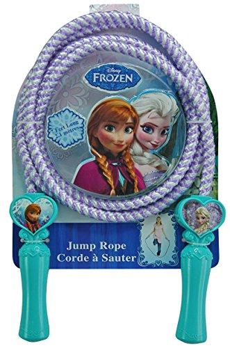 """Springseil 2,4 m lang /"""" Disney die Eiskönigin für Kinder Frozen /"""" mit"""