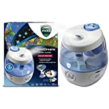 Vicks VUL575 Sweet Dreams Cool Mist Humidifier with Image Projector