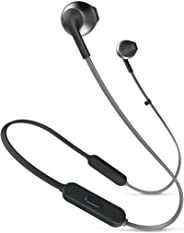 JBL T205Bt Wireless In-Ear Headphones - Black