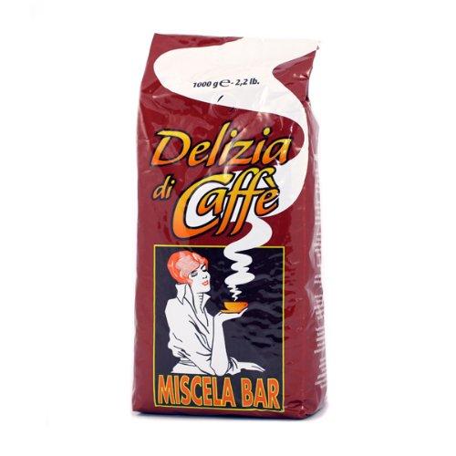Carraro Delizia KaffeeBohnen Aus Italien 1kg