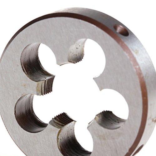 ZFE M25 X 1.50 HSS Main Droite Dienutsnuts filière de filetage fin métrique