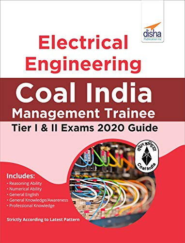 Electrical Engineering Coal India Management Trainee Tier I & II Exam 2020 Guide