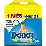 Dodot - Pack de 6 unidades con 64 toallitas, 384 toallitas en total