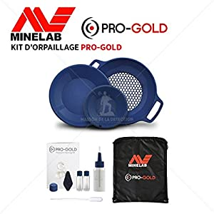 Kit d'orpaillage Minelab Pro-Gold