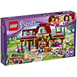LEGO - 41126 - Friends - Jeu de construction - Le Club d'équitation de Heartlake City